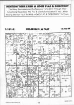 Sugar Bush T141N-R40W, Becker County 1992 Published by Farm and Home Publishers, LTD